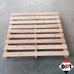 Kết cấu pallet gỗ 2 hướng nâng của Đồng Phú Tiên